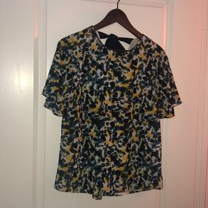 H & M business casual blouse